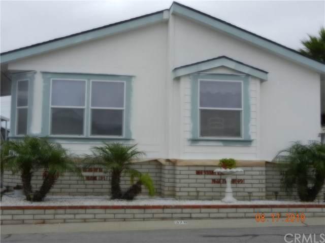 1065 Lomita Boulevard #376, Harbor City, CA 90710 (#SB19197672) :: The Danae Aballi Team