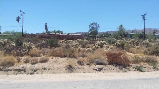 0 Granada Drive, Joshua Tree, CA 92252 (#JT19196884) :: Berkshire Hathaway Home Services California Properties