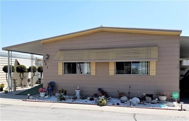 1065 W. Lomita Boulevard #251, Harbor City, CA 90710 (#SB19197398) :: The Danae Aballi Team