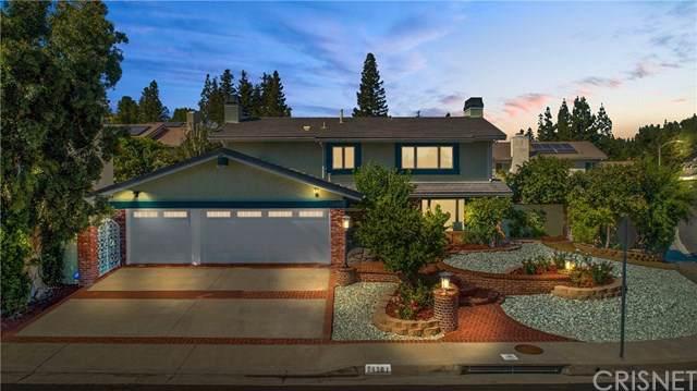 24501 Crabapple Court, West Hills, CA 91307 (#SR19197797) :: The Laffins Real Estate Team