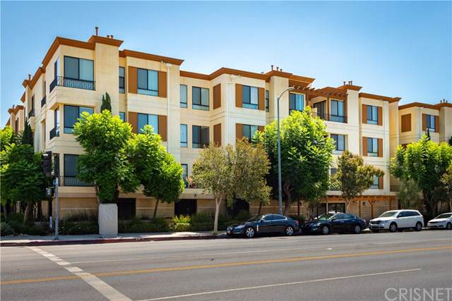 6938 Laurel Canyon Boulevard #308, North Hollywood, CA 91605 (#SR19196319) :: Rogers Realty Group/Berkshire Hathaway HomeServices California Properties