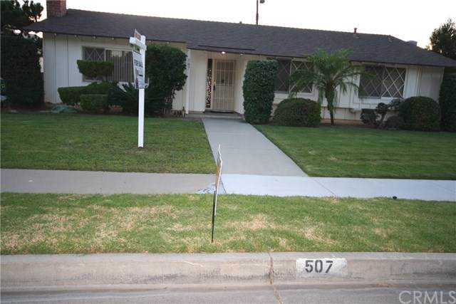 507 N Cornell Avenue, Fullerton, CA 92831 (#PW19197841) :: Laughton Team   My Home Group