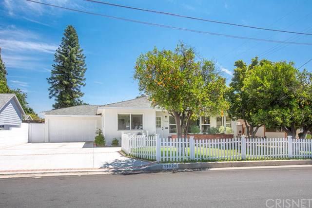 11026 Shoshone Avenue, Granada Hills, CA 91344 (#SR19197819) :: Berkshire Hathaway Home Services California Properties
