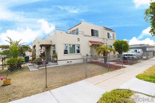406 E Plaza Blvd., National City, CA 91950 (#190046085) :: Steele Canyon Realty
