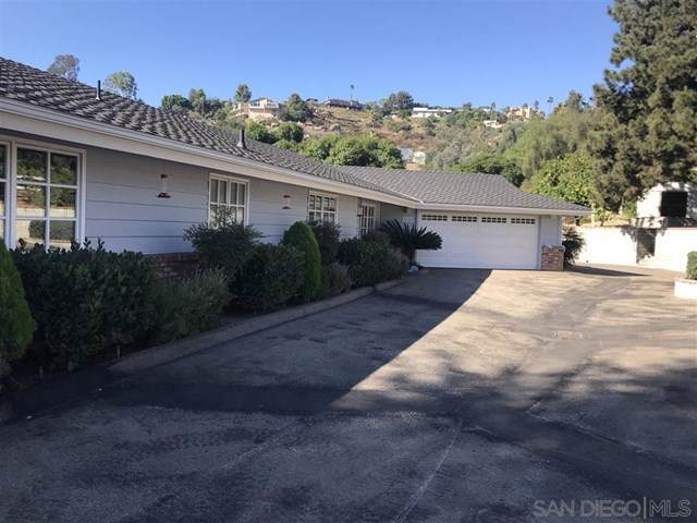 1184 Crystal Lane, El Cajon, CA 92020 (#190046094) :: OnQu Realty