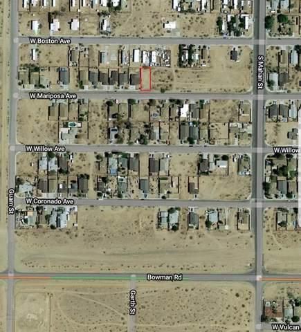 0 W Mariposa Avenue, Ridgecrest, CA 93555 (#516662) :: RE/MAX Parkside Real Estate