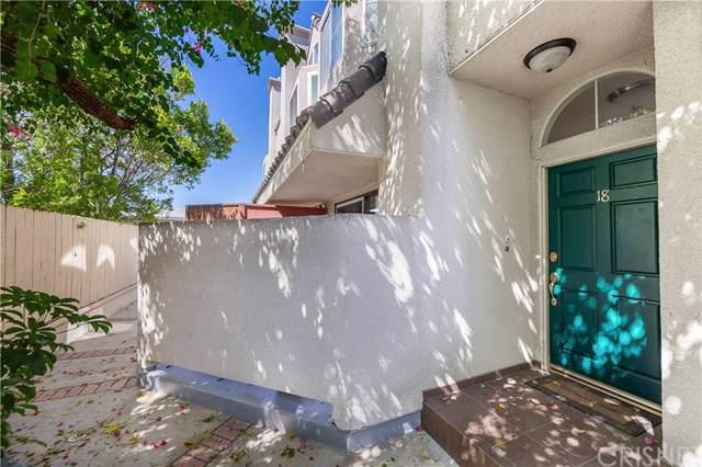 5145 Yarmouth Avenue #18, Encino, CA 91316 (#SR19197651) :: Faye Bashar & Associates