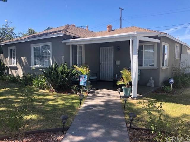 1051 Greenhedge Street, Torrance, CA 90502 (#SB19193960) :: Rogers Realty Group/Berkshire Hathaway HomeServices California Properties