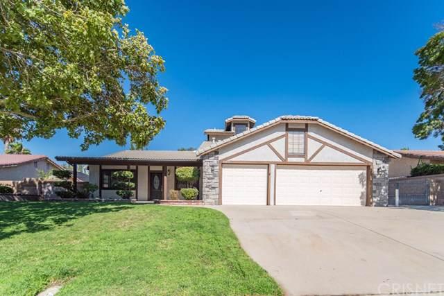 42232 Woodstone Lane, Quartz Hill, CA 93536 (#SR19198037) :: The Laffins Real Estate Team