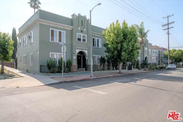 972 N El Centro Avenue, Los Angeles (City), CA 90038 (#19501326) :: Team Tami