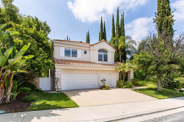 4389 Park Blu, Calabasas, CA 91302 (#SR19198099) :: Rogers Realty Group/Berkshire Hathaway HomeServices California Properties