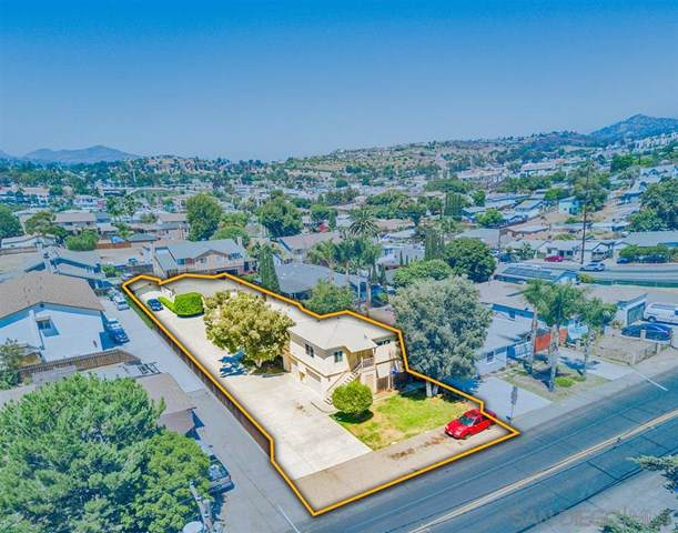 7168 Central Ave, Lemon Grove, CA 91945 (#190046134) :: Rogers Realty Group/Berkshire Hathaway HomeServices California Properties