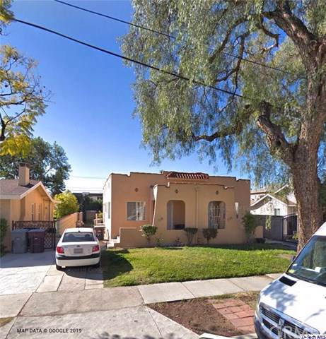 1120-1122 E Harvard, Glendale, CA 91205 (#319003353) :: The Brad Korb Real Estate Group