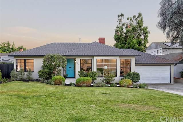 624 W Hillcrest Boulevard, Monrovia, CA 91016 (#DW19185283) :: Veléz & Associates