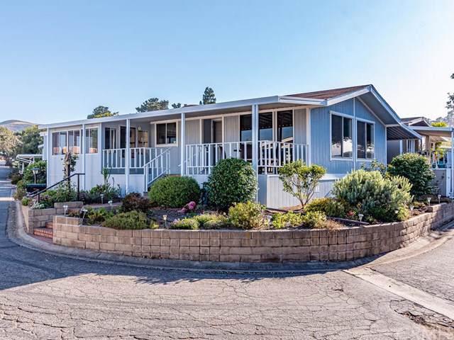 1675 Los Osos Valley Road #153, Los Osos, CA 93402 (#SP19197770) :: Powerhouse Real Estate