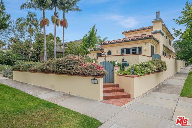 323 9TH Street, Santa Monica, CA 90402 (#19500274) :: Allison James Estates and Homes