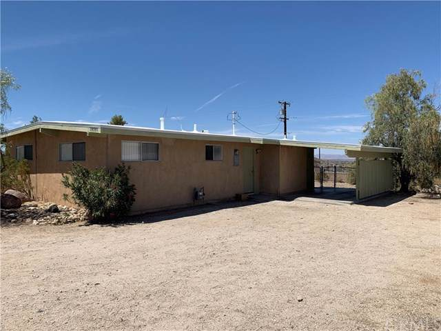 74740 Serrano Drive, 29 Palms, CA 92277 (#JT19198285) :: Allison James Estates and Homes