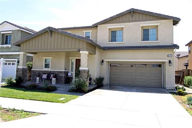16773 Buttonwood Lane, Fontana, CA 92336 (#CV19198295) :: The Miller Group