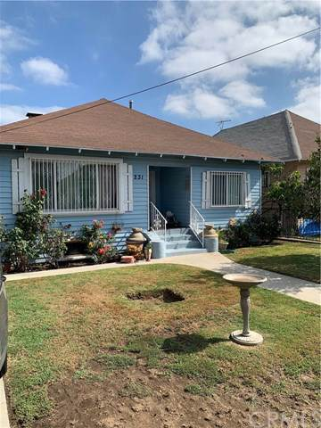 231 W 46th Street, Los Angeles (City), CA 90037 (#PW19196333) :: RE/MAX Masters