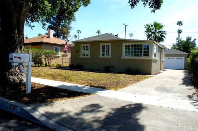8567 Newport Avenue, Fontana, CA 92335 (#IV19196798) :: The Miller Group