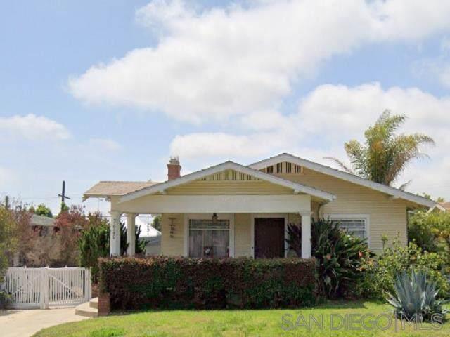 3620 Pershing Avenue, San Diego, CA 92104 (#190046178) :: McLain Properties