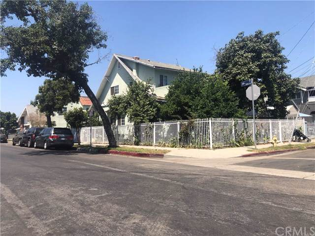 1033 W 39th Place, Los Angeles (City), CA 90037 (#WS19195027) :: Z Team OC Real Estate