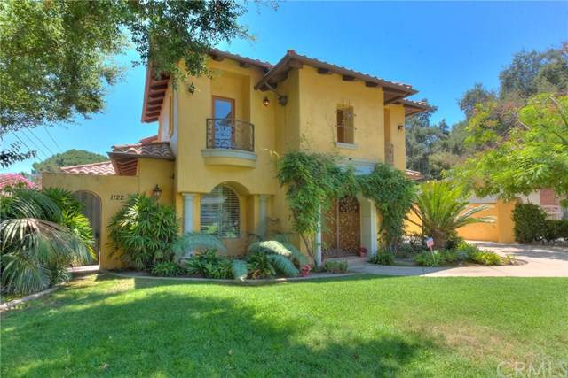 1122 E Lemon Avenue, Monrovia, CA 91016 (#AR19193647) :: The Laffins Real Estate Team