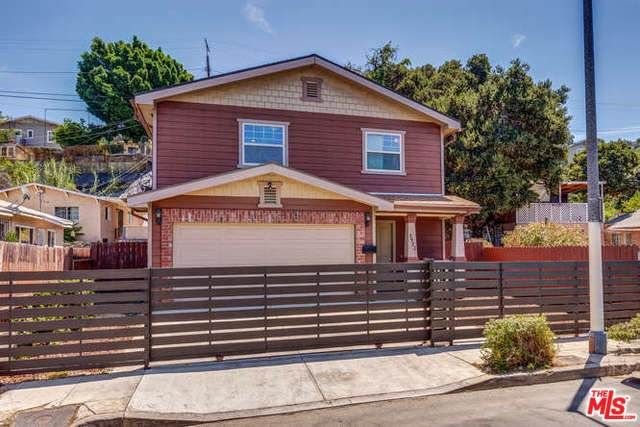 3922 Homer Street, Los Angeles (City), CA 90031 (#19500124) :: Fred Sed Group