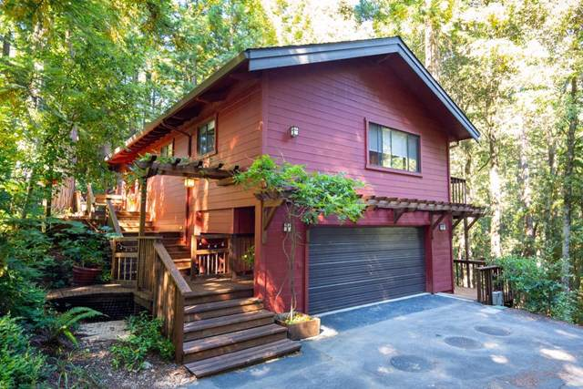 77 Lowell Place, Santa Cruz, CA 95060 (#ML81763637) :: Scott J. Miller Team/ Coldwell Banker Residential Brokerage