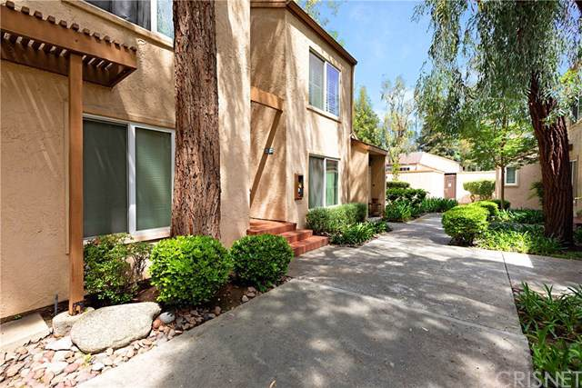 22330 Victory Boulevard #805, Woodland Hills, CA 91367 (#SR19198514) :: Steele Canyon Realty