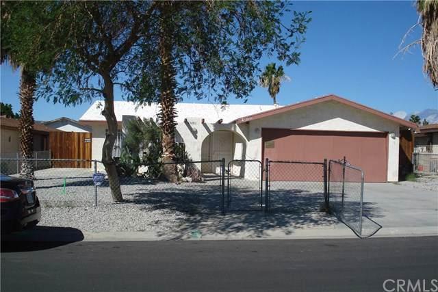 13851 El Cajon Drive, Desert Hot Springs, CA 92240 (#EV19198539) :: Allison James Estates and Homes