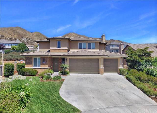 33976 Oro Fino Court, Yucaipa, CA 92399 (#EV19198557) :: The Miller Group