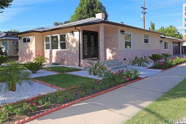 200 N Frederic Street, Burbank, CA 91505 (#319003368) :: The Brad Korb Real Estate Group