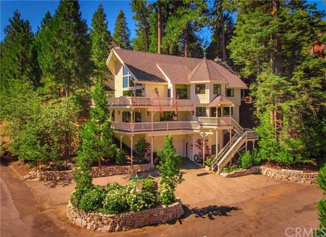 27406 Cedarwood Drive, Lake Arrowhead, CA 92352 (#EV19195799) :: Allison James Estates and Homes