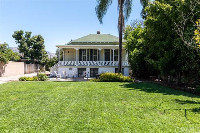 250 N Live Oak Avenue, Glendora, CA 91741 (#OC19198204) :: Rogers Realty Group/Berkshire Hathaway HomeServices California Properties