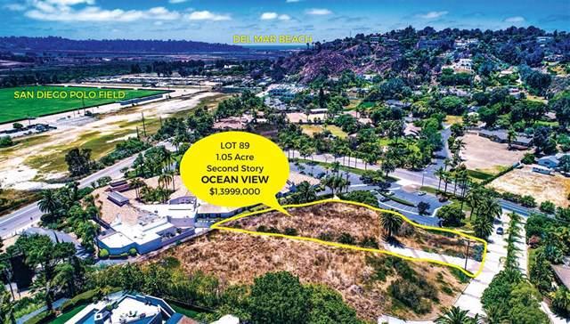 302 El Camino Real, Del Mar, CA 92014 (#190046222) :: Rogers Realty Group/Berkshire Hathaway HomeServices California Properties