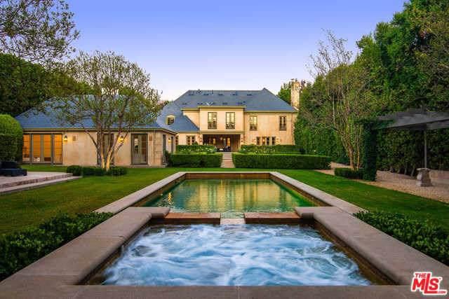 709 N Arden Drive, Beverly Hills, CA 90210 (#19501226) :: Veléz & Associates