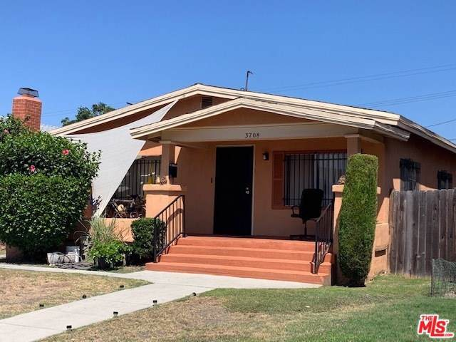 3708 4TH Avenue, Los Angeles (City), CA 90018 (#19501480) :: The Laffins Real Estate Team