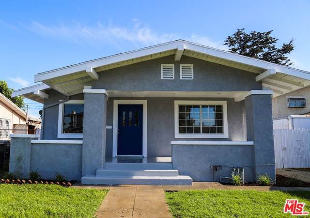 1816 W 42ND Place, Los Angeles (City), CA 90062 (#19501564) :: The Laffins Real Estate Team