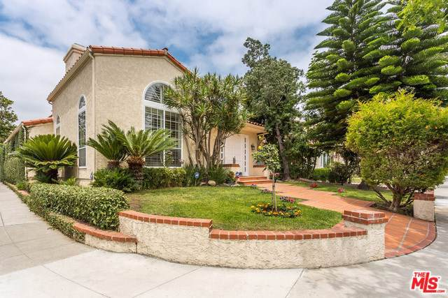 227 S Hamel Drive, Beverly Hills, CA 90211 (#19498740) :: Veléz & Associates