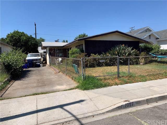 1027 N Huntington Street, San Fernando, CA 91340 (#SR19198685) :: The Brad Korb Real Estate Group