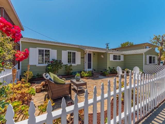 146 Hainline Road, Aptos, CA 95003 (#ML81765177) :: Blake Cory Home Selling Team