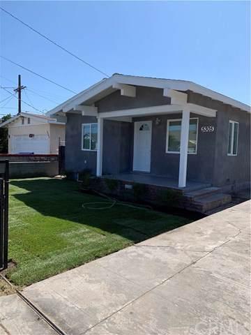 5305 Mckinley Avenue, Los Angeles (City), CA 90011 (#DW19198794) :: Millman Team