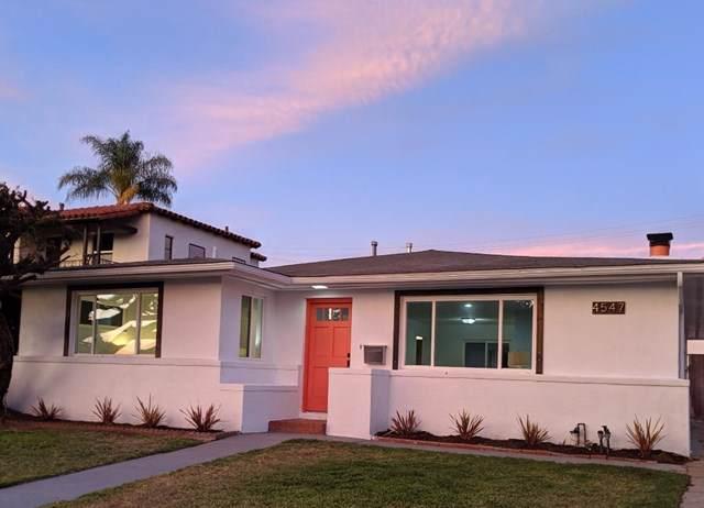 4547 El Cerrito Dr, San Diego, CA 92115 (#190046248) :: Keller Williams | Angelique Koster
