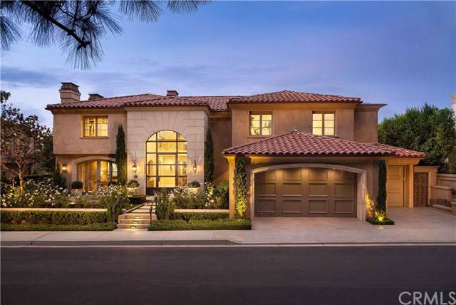 18 Canyon Fairway Drive, Newport Beach, CA 92660 (#NP19192764) :: The Costantino Group | Cal American Homes and Realty