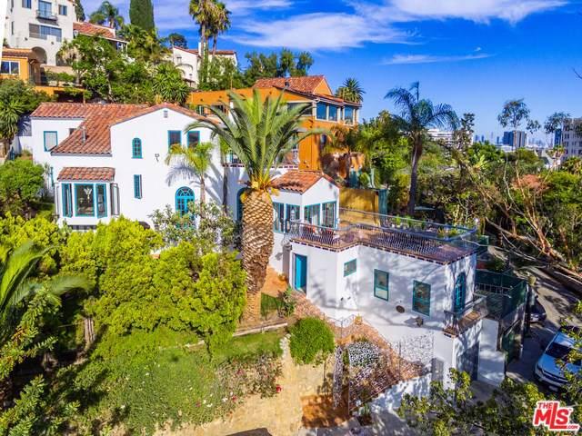 2002 N Las Palmas Avenue, Los Angeles (City), CA 90068 (#19501310) :: Rogers Realty Group/Berkshire Hathaway HomeServices California Properties