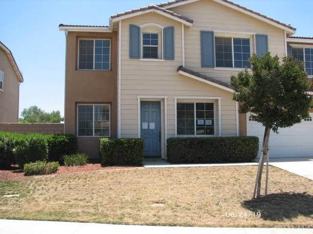 27701 Blue Topaz Drive, Romoland, CA 92585 (#SW19198817) :: Blake Cory Home Selling Team