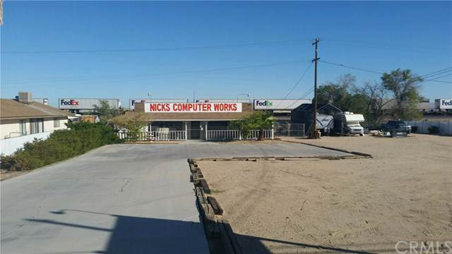 25434 W Main Street, Barstow, CA 92311 (#EV19198896) :: Keller Williams Realty, LA Harbor