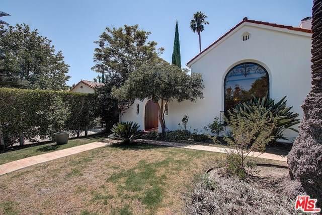 2215 Overland Avenue, Los Angeles (City), CA 90064 (#19501716) :: Allison James Estates and Homes