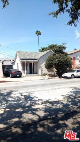 10321 S San Pedro Street, Los Angeles (City), CA 90003 (#19501702) :: Millman Team